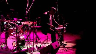 Ron Savage- Brushes Drum Solo