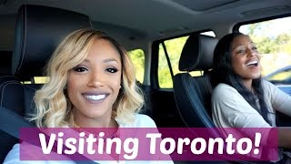 Visiting Toronto for the First time!