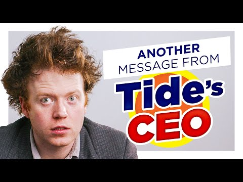 Tide CEO: Soap Isn't Medicine