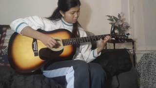 if ever you re in my arms again by peabo bryson fingerstyle cover