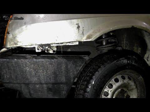 Диагностика передней подвески ВАЗ 21099: ещё и ездит сама