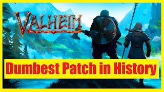 Valheim Just Made oฑe of the Biggest Mistakes in Video Game History