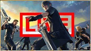 [Final Fantasy XV] - Final Fantasy Begins! - Road To 7000 Subs