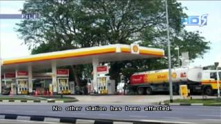"Shell: Water in petrol from kiosk was ""isolated case"" - 08Nov2013"