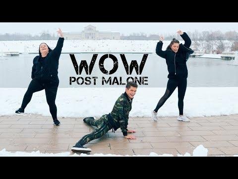 Wow - Post Malone   Caleb Marshall   Dance Workout