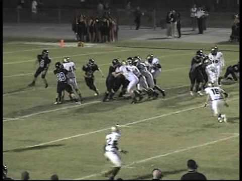 "Bryan Giordano #50 Center D-Tackle"" C/O 2010. Riverview High School"