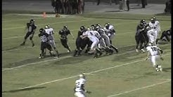 """Bryan Giordano #50 Center D-Tackle"""" C/O 2010. Riverview High School"""