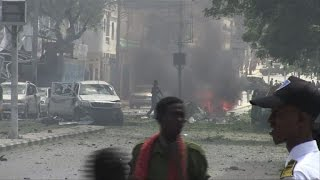 Deadly Car Bombs Strike Mogadishu