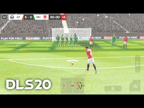Dream League Soccer 2020 DLS 20 Android Gameplay