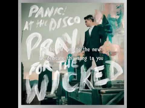 panic at the disco fuck a silver lining lyrics