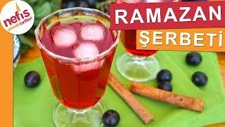 İçinizi Ferahlatacak Ramazan Şerbeti Tarifi - Nefis Yemek Tarifleri