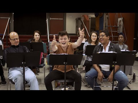 Rehearsal Sizzle Reel for The Hunchback of Notre Dame
