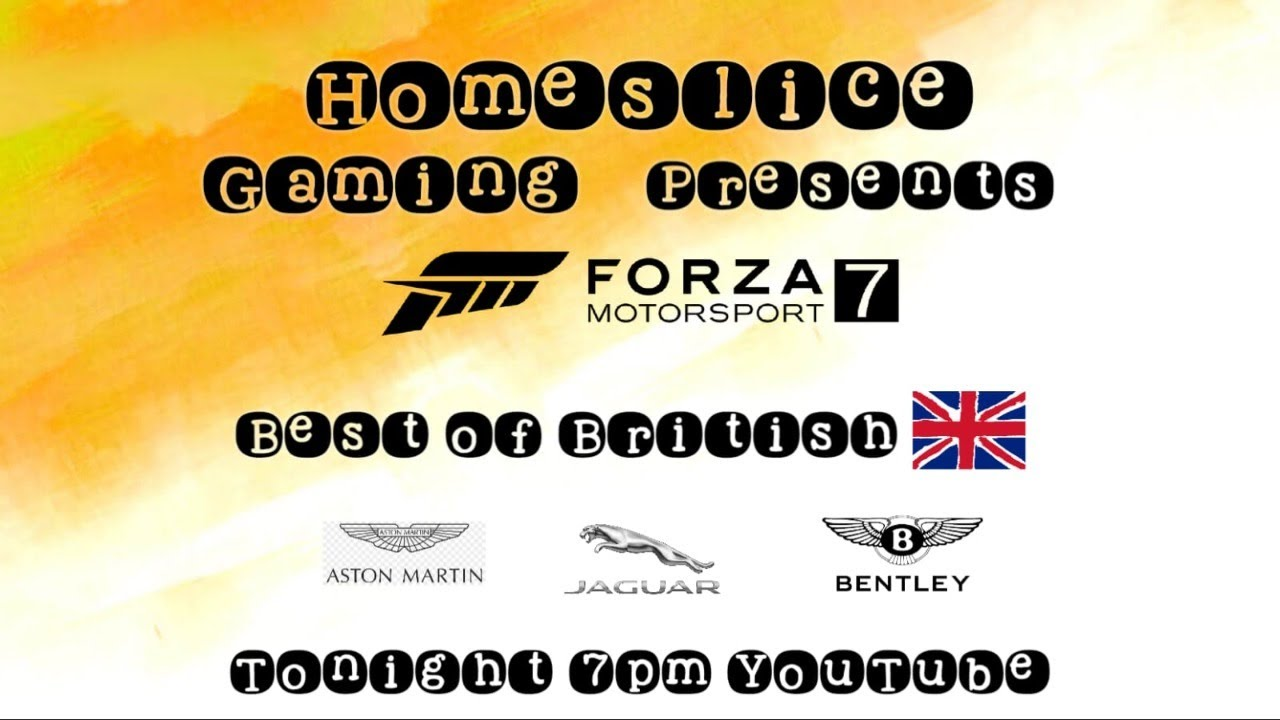 2Pm Bst To Aest homeslice and jimbouk1978 play forza 7 motorspot - youtube