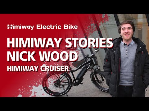Nick Wood | HIMIWAY Stories | I bought an electric bicycle thumbnail