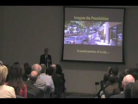Peter Newman at Houston Tomorrow Distinguished Speaker Series - Part 2 of 2