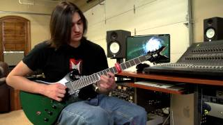 Afterlife Full Guitar Solo Tutorial Part 2(Community Upload)