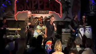 "MARTY BALIN - ""3/5th of a Mile in 10 Seconds"" January 23rd 2010 - Rock For Autism 2010 Concert *"