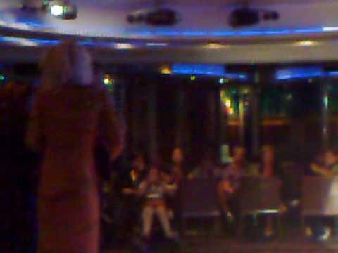 costa concordia's karaoke