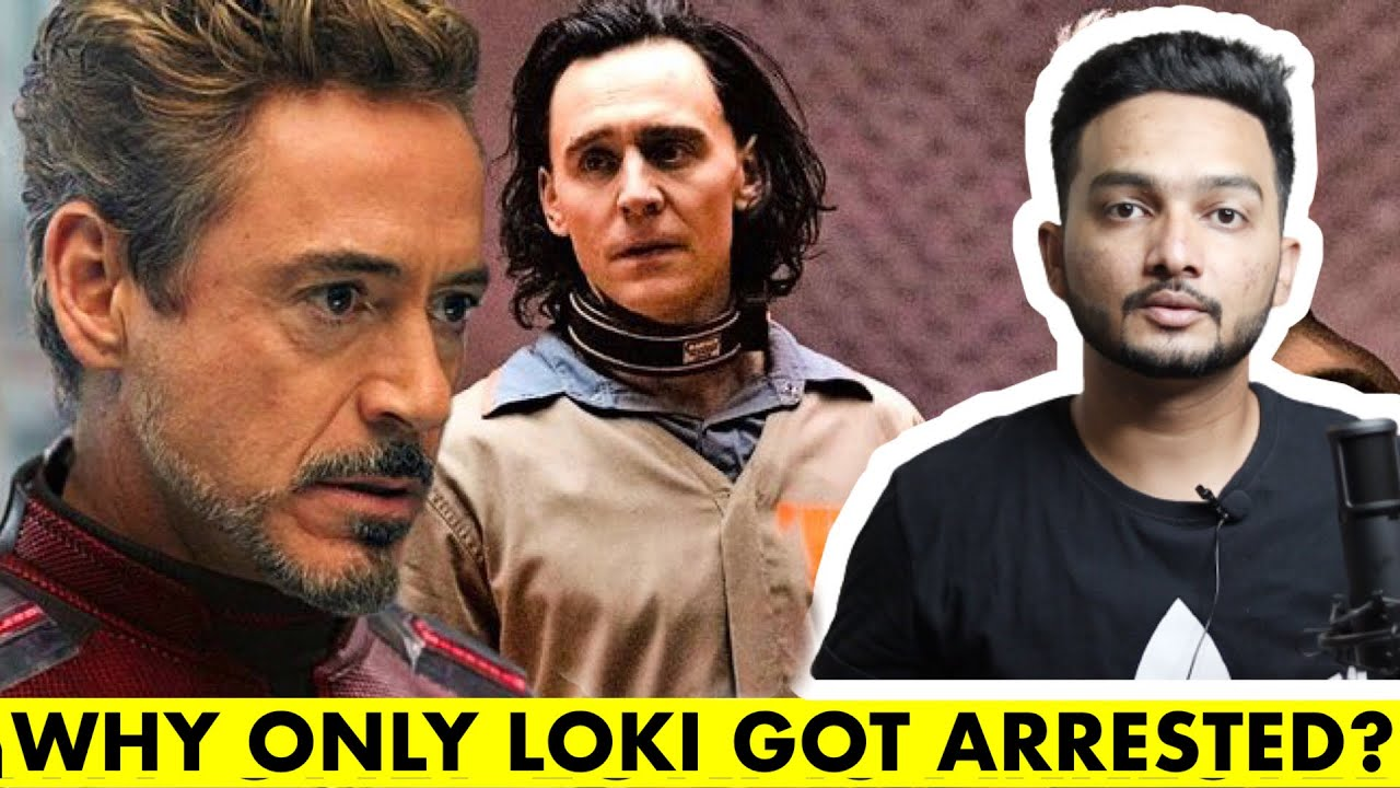 Why TVA Didn't Arrest The Avengers For Time Travel? | SuperHero Talks