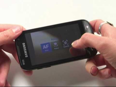 Samsung i8000 Omnia 2 Test Kamera