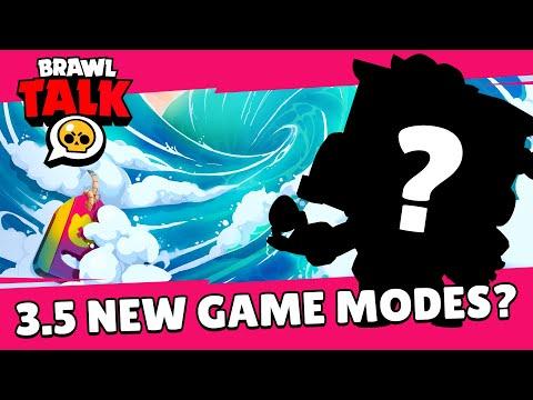 Brawl Stars: Brawl Talk - Jurassic Splash!