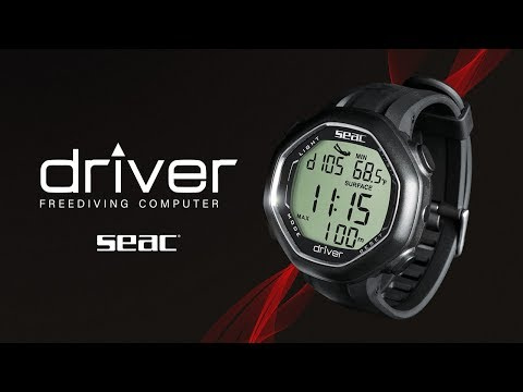 SEAC® - DRIVER freediving computer