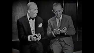 Bing Crosby & Maurice Chevalier - Girls Medley