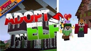 Minecraft | ADOPT AN ELF | JAVA Edition SMP