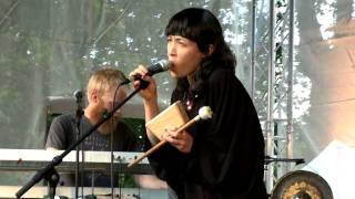 """Little Dragon """"A New"""" - OneTaste & Royal Parks stage - Fete De La Musique, London"""