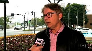Márcia Pontes - Entrevista - Fiscalização de ambulantes em semáforos