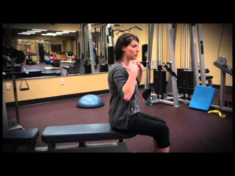How to keep good posture at a desk job