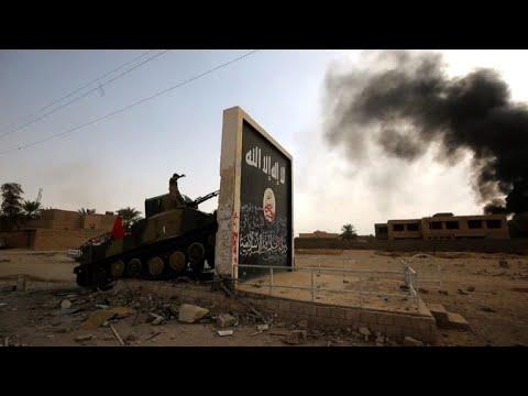 العبادي يعلن استعادة قضاء القائم في غرب العراق