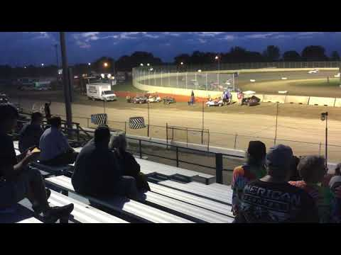 8/11/19 Clay County Speedway 2