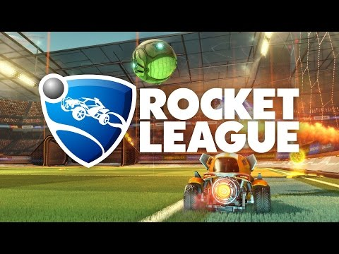 Rocket League - 2v2 Ranked with Skumby - A trip to Lag Town, Europe