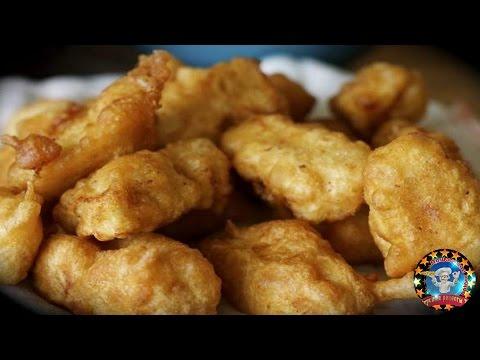 Рецепт: Пивной кляр (для рыбы, курицы, мяса и многого другого)