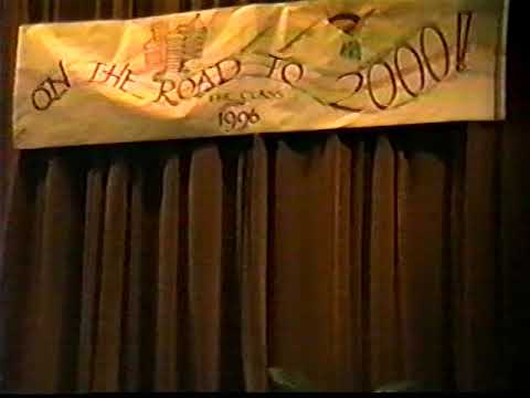 1996 Sellwood Middle School 8th Grade Promotion (Part 1)