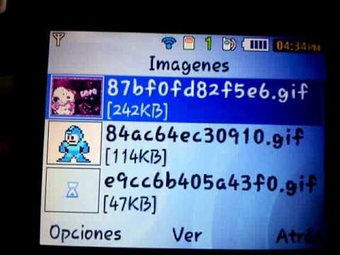 Fondos De Pantalla Animados, Samsung Chat 335 S3350