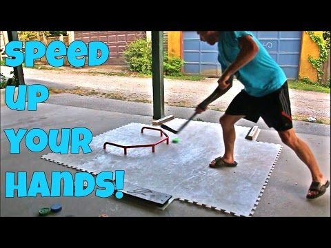 9 Stickhandling Drills to Make Your Hands Faster