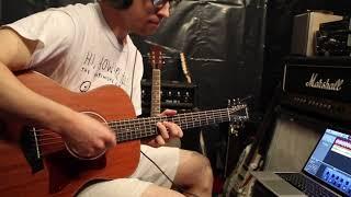 Tom Delonge - The Invisible Parade (Guitar Cover)