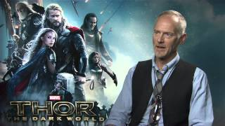 Thor 2: The Dark World: Director Alan Taylor Official Movie Interview