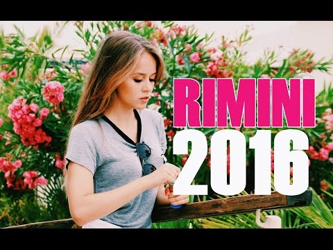 SUMMER VIBES | RIMINI 2016
