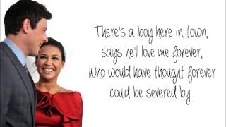 Repeat youtube video If I Die Young (Glee Cast Version) - Lyrics