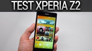 Test du Sony Xperia Z2 - par Test-Mobile.fr