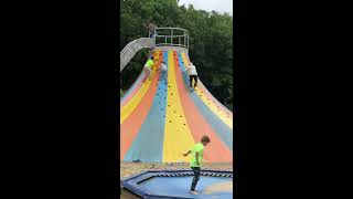Summer Vacation 2018 Drive Trough Zoo And Amusement Park In Germany
