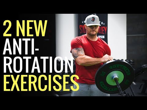 The BEST Anti-Rotation Exercises for a Strong Core #2 | MIND PUMP
