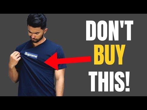 8 Things I Am NO LONGER Buying