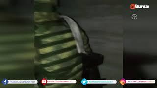 İşte Afrin Deki Terör Mevzileri