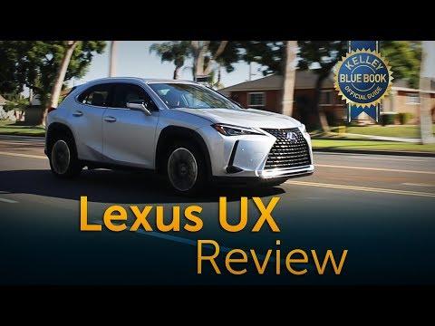 2019 Lexus UX -  Review & Road Test