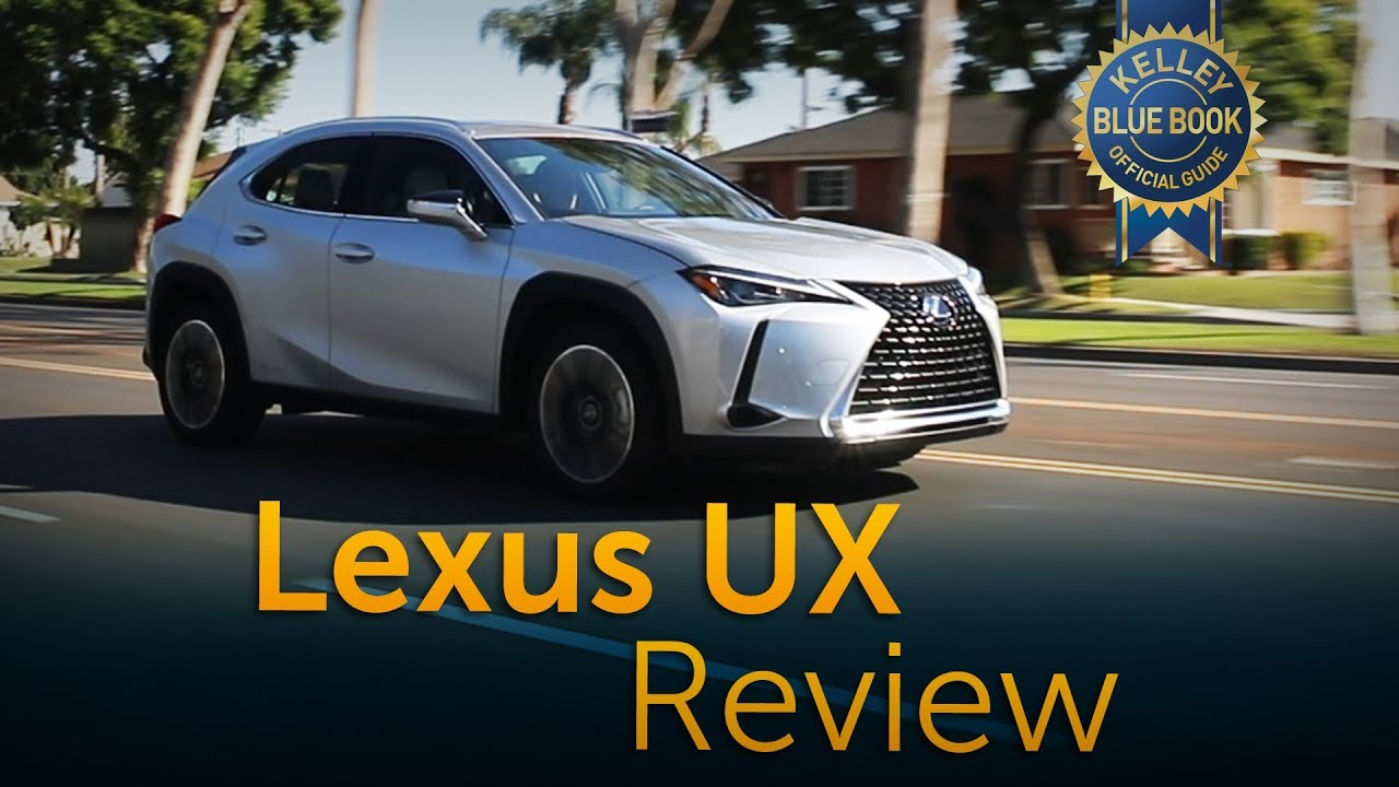 2019 Lexus Ux Review Road Test Youtube