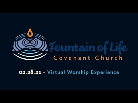 2-28-2021 Virtual Worship Experience